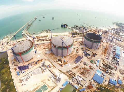 Shenzhen CNOOC LNG Project